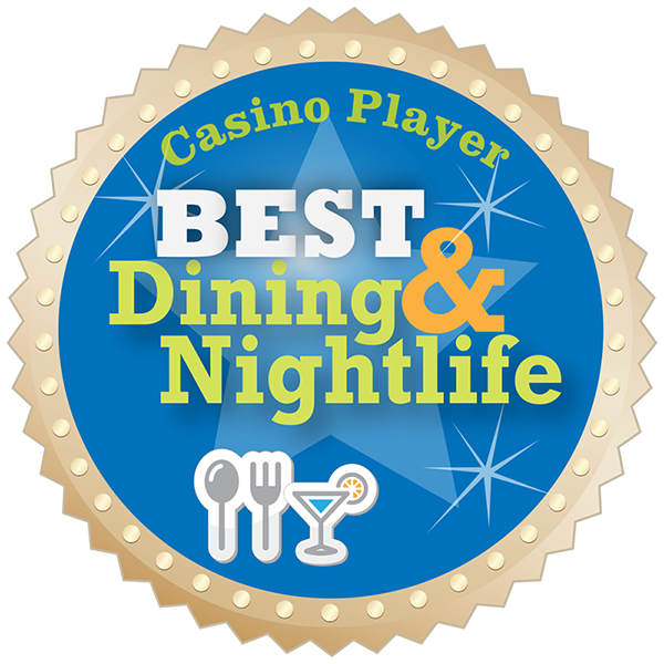 Casino Player Best of Dining and Nightlife logo