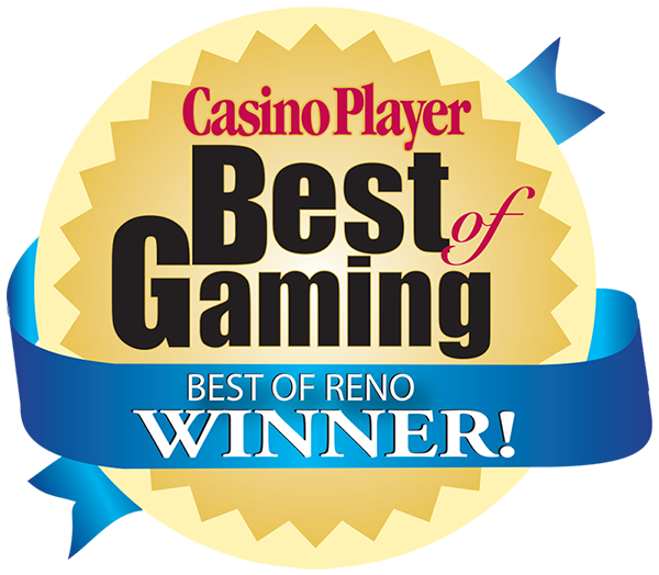 Casino Player Best of Gaming logo