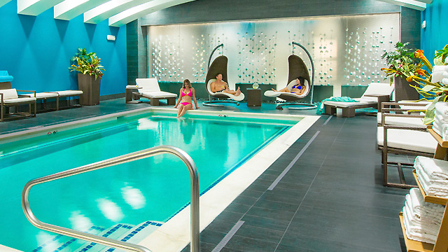 enjoy a day at the spa with one of our packages