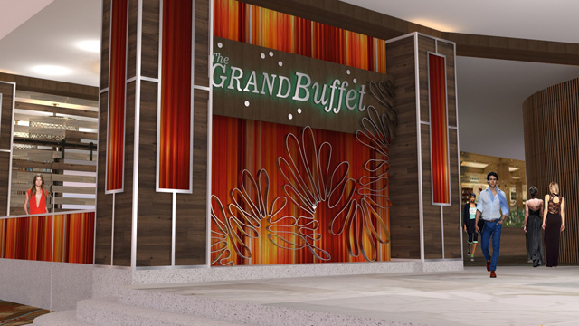 Fine The Grand Buffet Experience In Reno Grand Sierra Resort Home Interior And Landscaping Ymoonbapapsignezvosmurscom