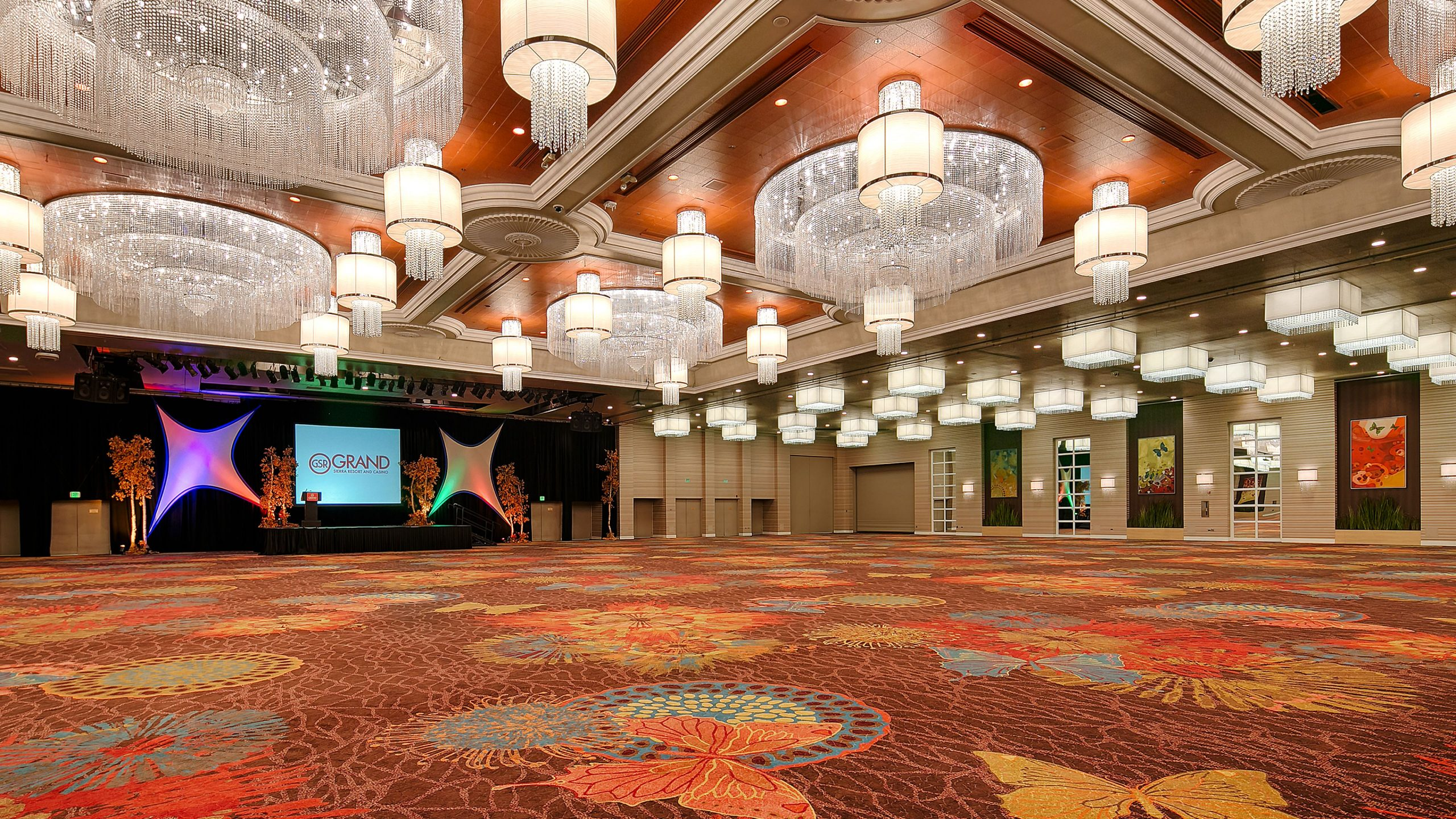 Grand Ballroom at Grand Sierra Resort