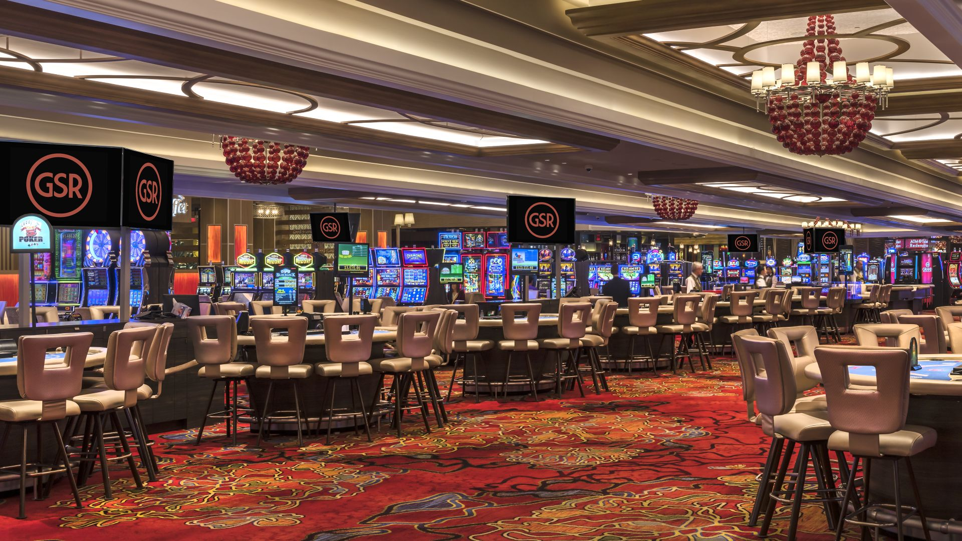 Casino Games | Grand Sierra Resort