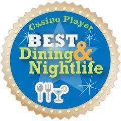 Casino Player Best Dining & Nightlife logo
