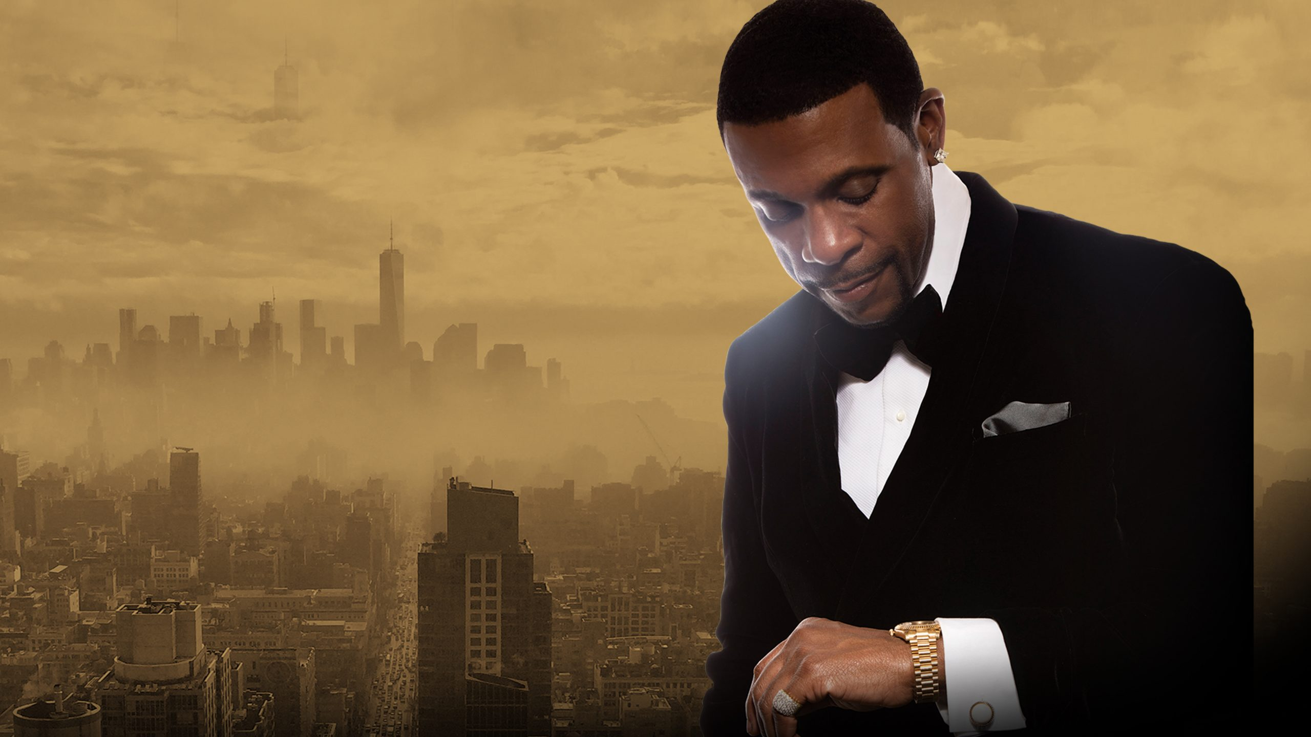 Keith Sweat promotional photo 2021