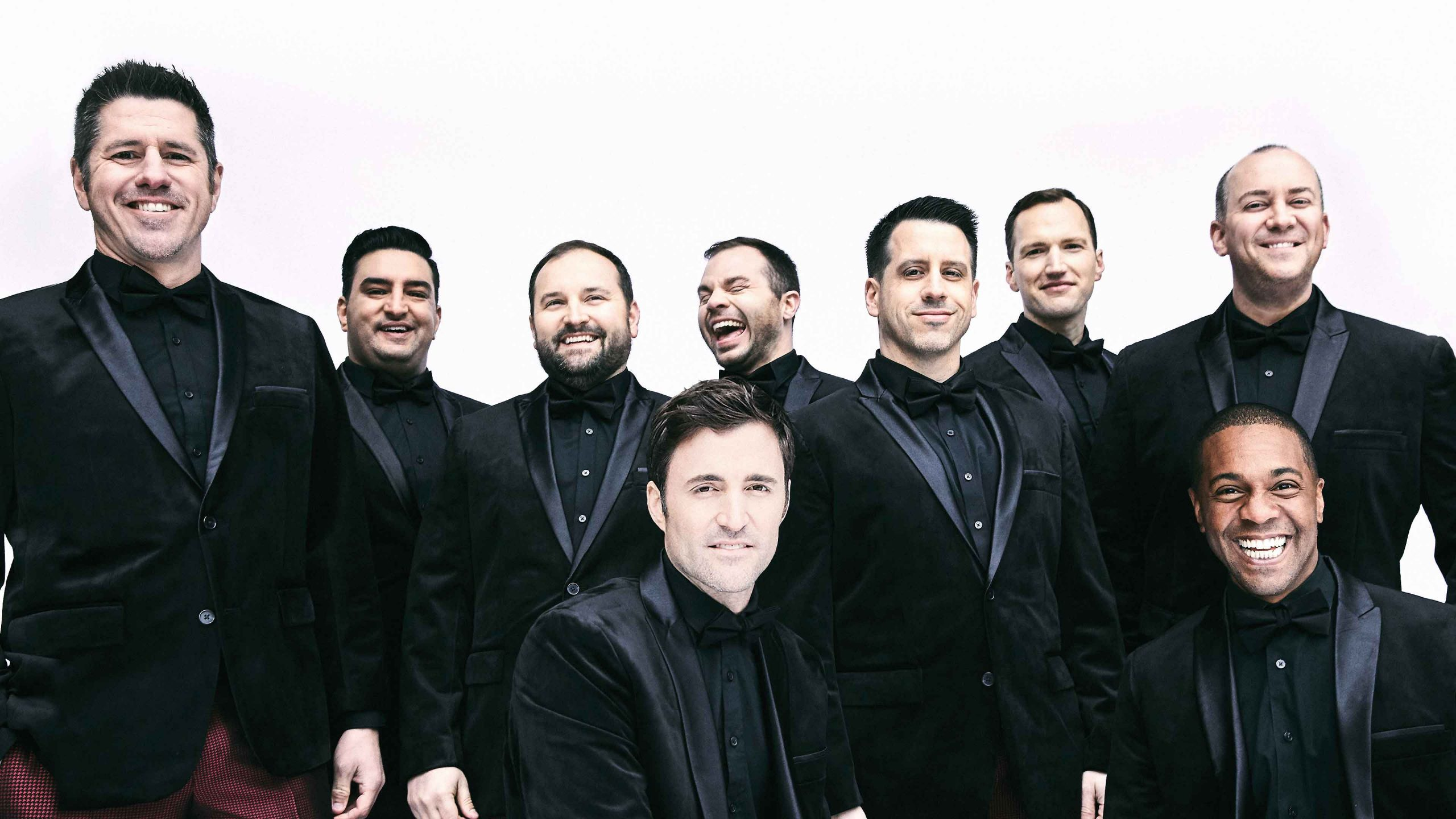 Straight No Chaser Group Photo