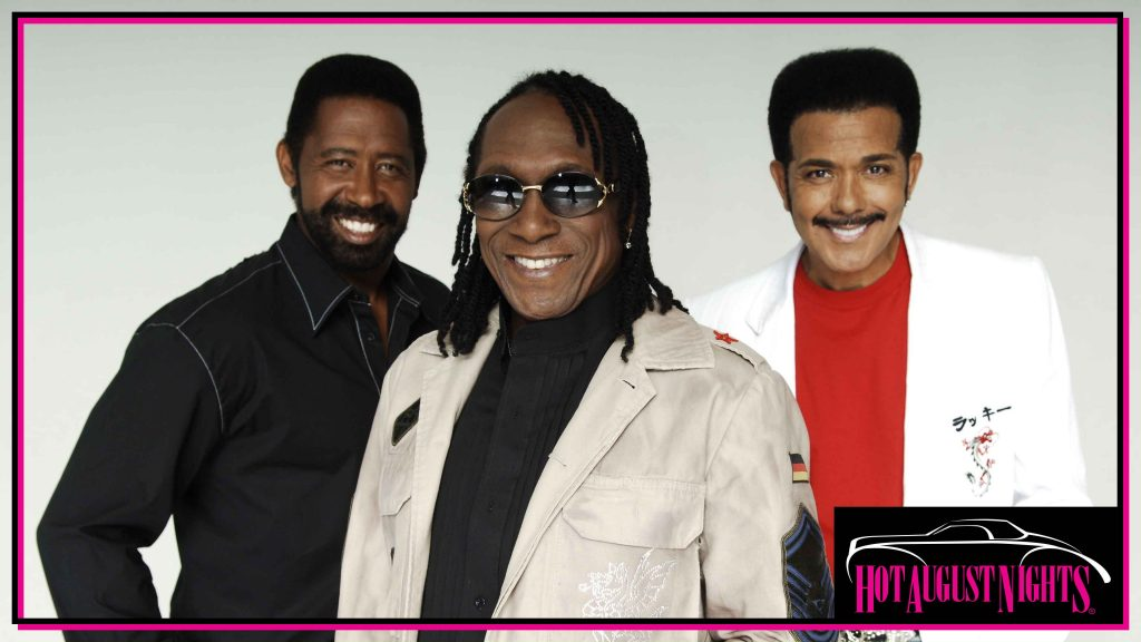 The Commodores at Hot August Nights