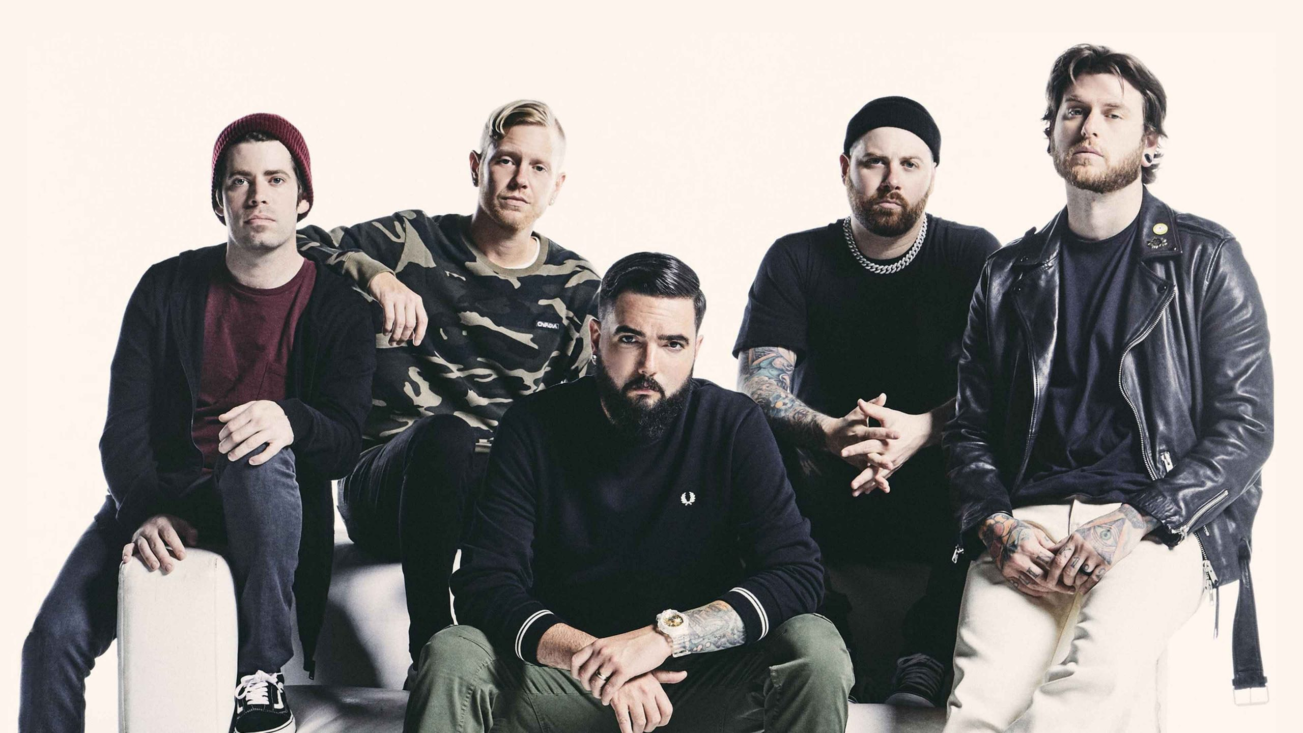 A Day to Remember 2021 Promotional Photo